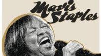 The Legendary Mavis Staples Live in Concert