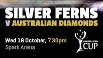 Cadbury Netball Series - Constellation Cup: Silver Ferns V Australia
