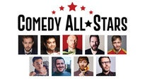 Comedy All-Stars at the BMC Comedy Club
