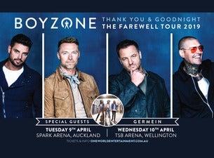 Boyzone Tickets | 2019-20 Tour & Concert Dates | Ticketmaster NZ
