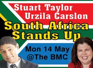 South Africa Stands Up Tickets