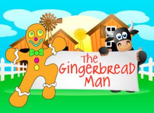 The Gingerbread Man Tickets