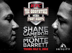 Godfather Of All Fight Nights Tickets
