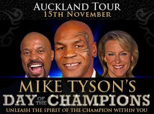 Mike Tyson Tickets