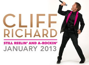 Cliff Richard Tickets