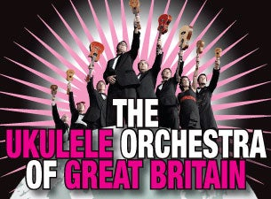 Ukulele Orchestra of Great Britain Tickets