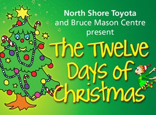 The Twelve Days Of Christmas Tickets