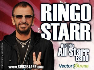 Ringo Starr and His All Starr Band Tickets