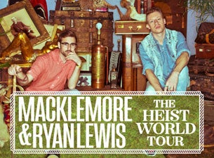 Macklemore Tickets