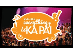 World Vision Of NZ Kids For Kids Tickets