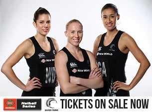Silver Ferns Tickets