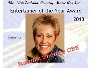 NZCMA Entertainer of the Year Tickets