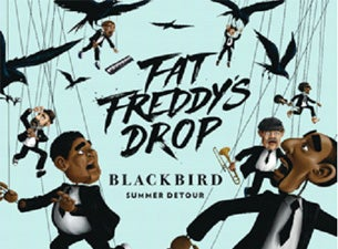 Fat Freddys Drop Tickets