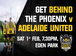 Wellington Phoenix Tickets