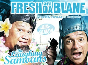 The Laughing Samoans Tickets