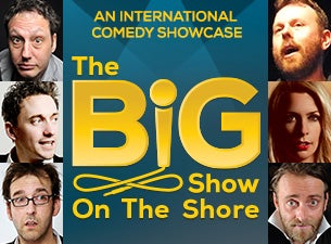 The Big Show On The Shore Tickets