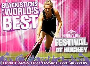 Hawkes Bay Festival of Hockey Tickets