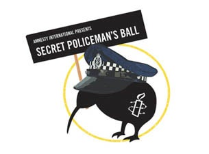 The Secret Policeman's Ball Tickets
