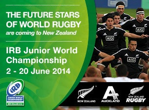 IRB Junior World Championship Tickets