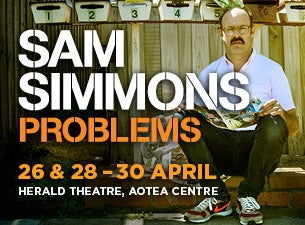 Sam Simmons Tickets