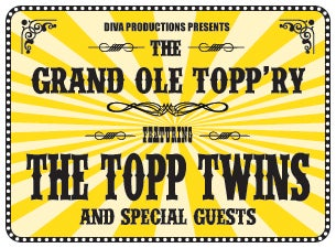 The Topp Twins Tickets