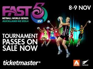 Fast5 Netball World Series Tickets