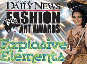 Taranaki Fashion Art Awards Tickets