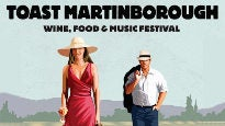 Toast Martinborough Tickets
