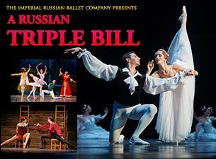 A Russian Triple Bill
