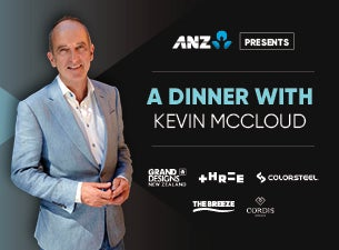 ANZ Presents A Dinner with Kevin McCloud at Cordis Hotel