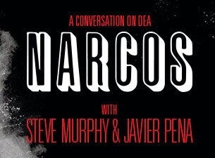A Conversation On Narcos With Steve Murphy & Javier Pena