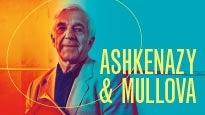 The New Zealand Herald Premier Series - Ashkenazy & Mullova