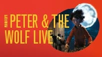 KBB Music presents: Peter & the Wolf Live