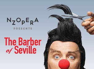 New Zealand Opera Presents The Barber of Seville
