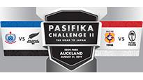 Pasifika Challenge II - Road to Japan