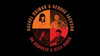 Rachel Baiman and George Jackson/ BB Bowness and Alex Rubin