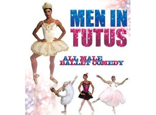 Men In Tutus Tickets