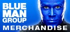 Blue Man Group Merchandise