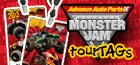 Official 2013 Monster Jam TAG!