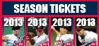 2013 Season Tickets