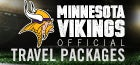 2013 Vikings Travel Packages