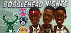 Bucks Bobblehead Night