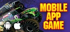 Monster Jam Mobile App Game