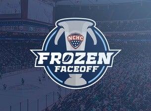 NCHC College Hockey Frozen Faceoff