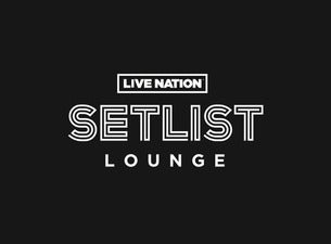 Hollywood Casino Amphitheatre (CHI) Set List Lounge