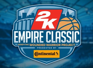 Empire Classic Benefiting Wounded Warrior Project
