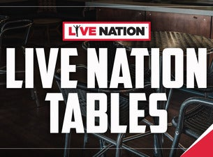 Live Nation Tables
