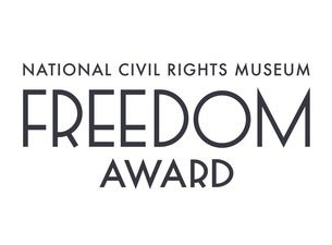 National Civil Rights Museum Freedom Award