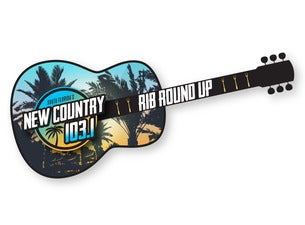 New Country 103.1 10th ANNUAL RIB ROUND UP
