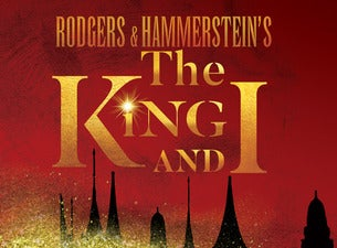 Drury Lane Presents: The King And I